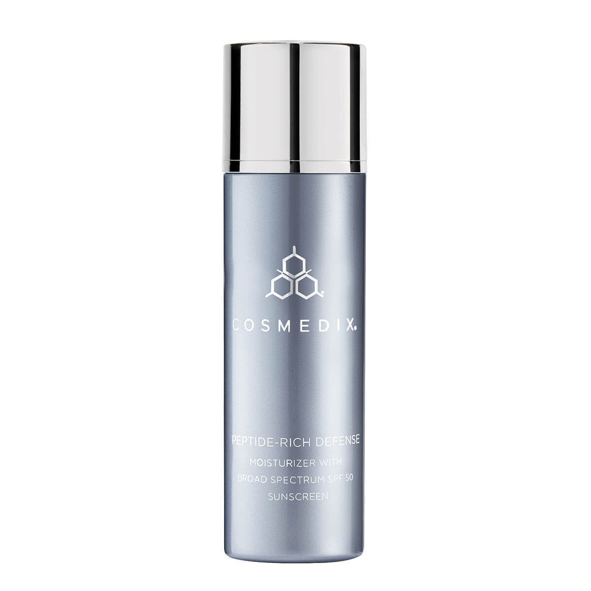 Крем солнцезащитный Cosmedix Peptide-Rich Defense SPF50 Sunscreen 50 мл