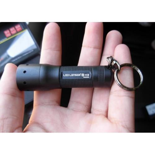 Фонарь-брелок светодиодный LED Lenser K3, 15 лм., 4-AG13