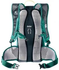 Deuter Race 8 Alpinegreen-Forest - рюкзак велосипедный - 2