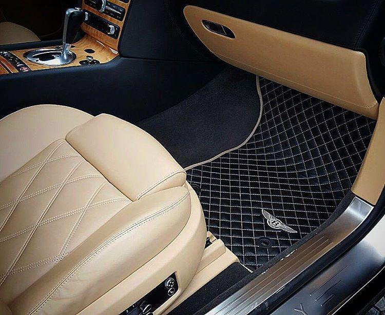 Коврики из эко-кожи Vestis для Bentley