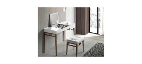 Туалетный столик CP1709DK жемчужно-серый RAL7044