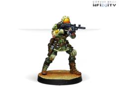 Brawler Engineer (вооружен Rifle + Light Shotgun)