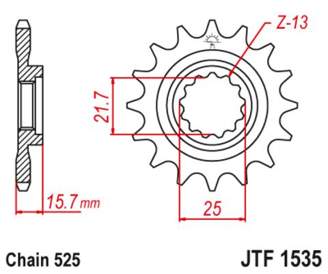 JTF1535