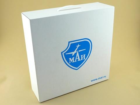 Логотип на коробку