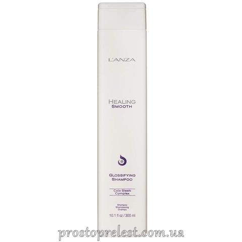 L'anza Healing Smooth Glossifying Shampoo – Розгладжуючий шампунь для блиску волосся