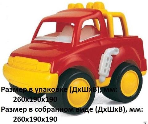 Автомобиль Джип 8930 (Полесье)