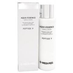 MEDI-PEEL Антивозрастная эмульсия с пептидами для лица MEDI-PEEL Aqua Essence Emulsion Peptide 9