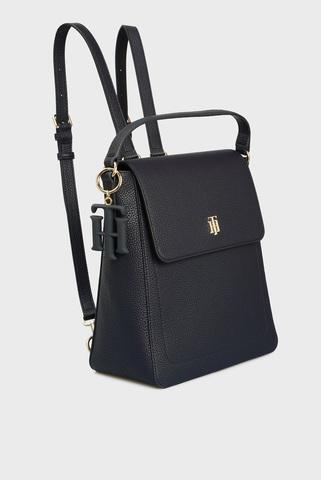 Женский темно-синий рюкзак TH SOFT Tommy Hilfiger