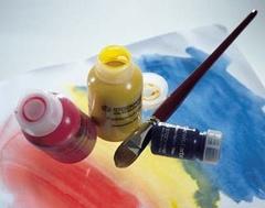 Краска акварельная вермилион, 250мл (Stockmar)