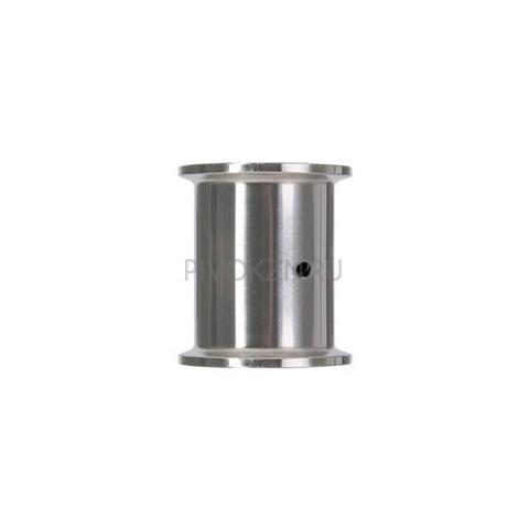 Мини царга со щупом под термометр 4х6, кламп 1,5