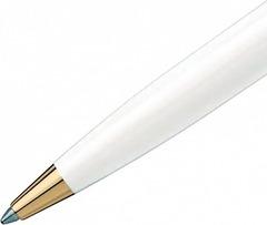 Шариковая ручка PIX белого цвета
