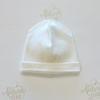 Шапочка для маловесных и недоношенных детей швы наружу