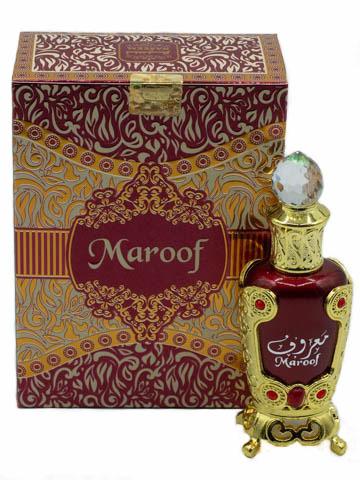 Пробник для Maroof Марооф 1 мл арабские масляные духи от Насим Naseem Perfumes