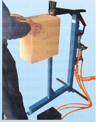 Степлер САВ-S-35 для скрепления дна коробки, пневматический