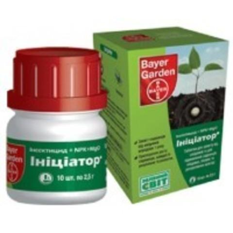 Инсектицид и питание (2 в одном). Инициатор 200 (таблетки по 2.5г) 10 шт.
