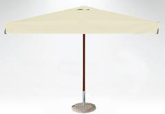 Зонт уличный на центральной опоре Theumbrela Avocado