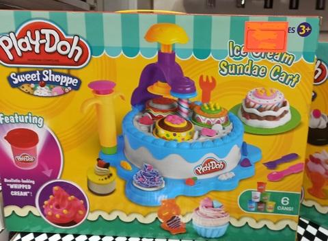 Торт Play Doh