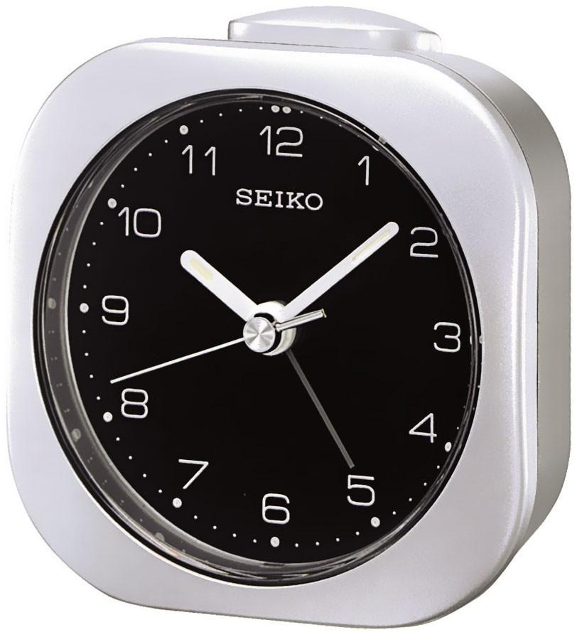 Настольные часы-будильник Seiko QXE016KN