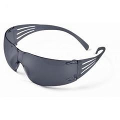Очки защитные открытые универсальные 3M SecureFit 200 серые (SF202AF-EU)