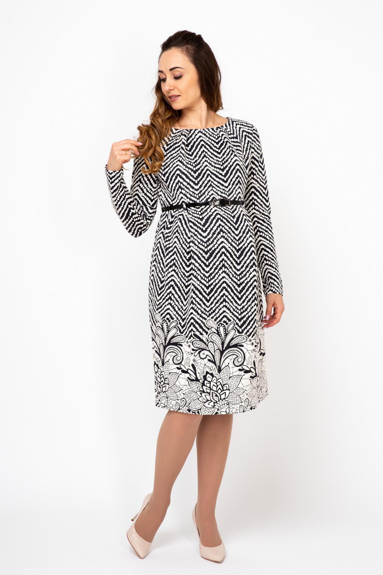 Фото платье для беременных Фото платье для беременных Magica bellezza, классическое от магазина СкороМама, синий, белый, размеры.