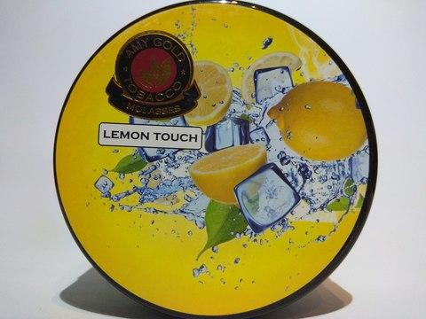 Табак для кальяна AMY GOLD Lemon Touch 200 gr