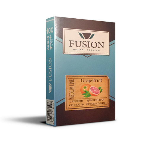 Табак Fusion Medium Grape Soda 100 г
