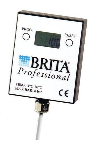 Счетчик расхода воды DigiFlow, G 3/8'' для фильтров Brita серии Purity С