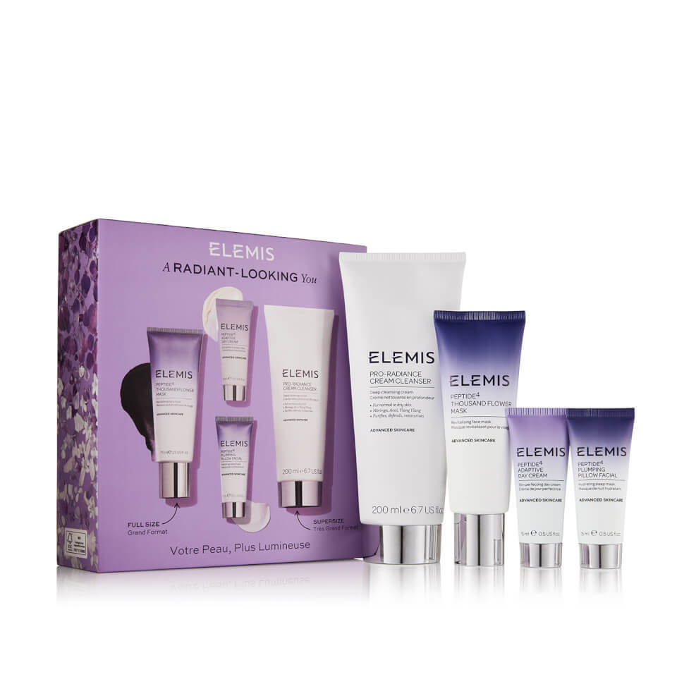 Elemis A Radiant-Looking You Peptide 24/7 Gift Set