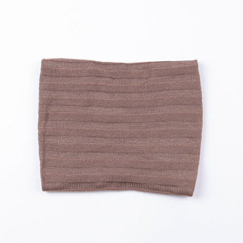 Knitted snood - Mocha