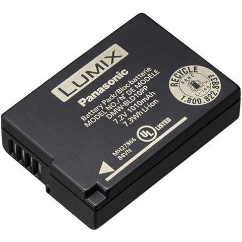 Аккумулятор Panasonic DMW-BLD10 для Panasonic Lumix GF2 G3 GX1