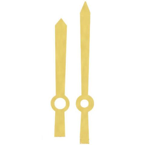 059-9256 Часовые стрелки №37 (Золото)