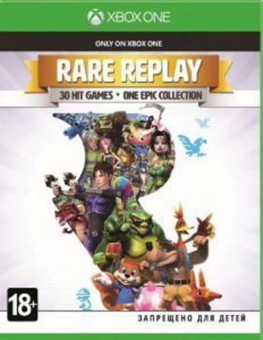 Rare Replay (Xbox One/Series X, английская версия)
