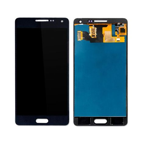 LCD SAMSUNG A5 A500F + Touch Black OLED MOQ:5