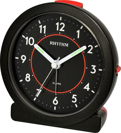 Настольные часы-будильник Rhythm CRE301NR01