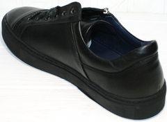 Туфли мужские кэжуал Ікос 1528-1 Black