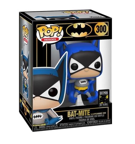 Фигурка Funko POP! Vinyl: DC: Batman 80th: Bat-Mite (MT) (Exc) 45348