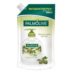 Мыло жидкое Palmolive Интенсивное увлажнение Олива и Увлажняющее молочко 500 мл