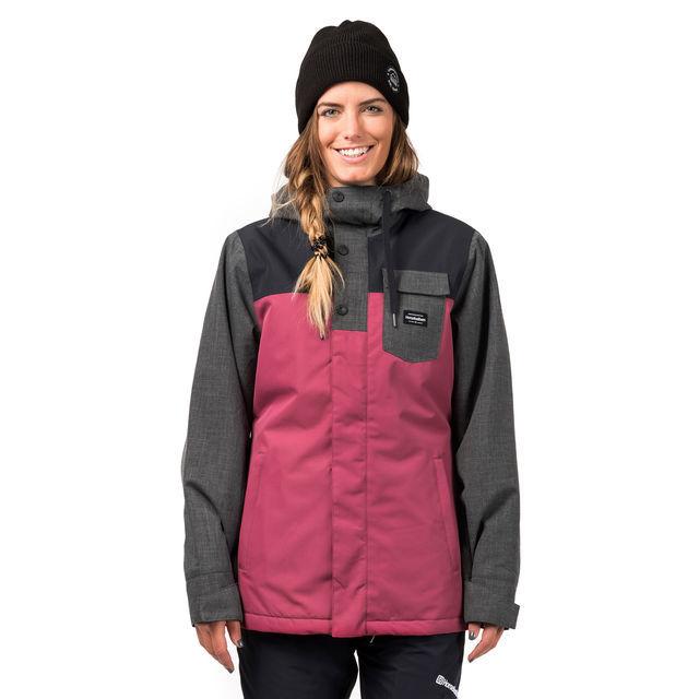Куртка Horsefeathers LOMA JACKET (sangria)