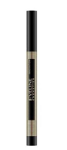 EVELINE Подводка-МАРКЕР для глаз ультрастойкая (черная) серии PRECISE BRUSH LINER
