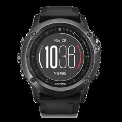 Часы Гармин Fenix 3 Sapphire (black) HR