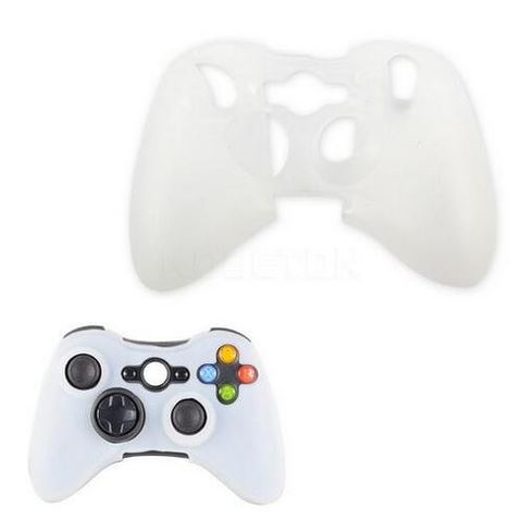 Чехол для геймпада (Xbox 360, Белый)