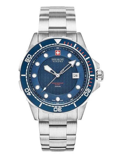 Часы мужские Swiss Military Hanowa 06-5315.04.003 Neptune Diver