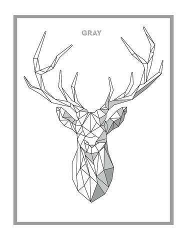 Постер GrayDeer