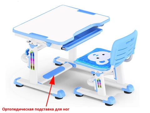 Комплект парта и стульчик Mealux BD-08 Teddy