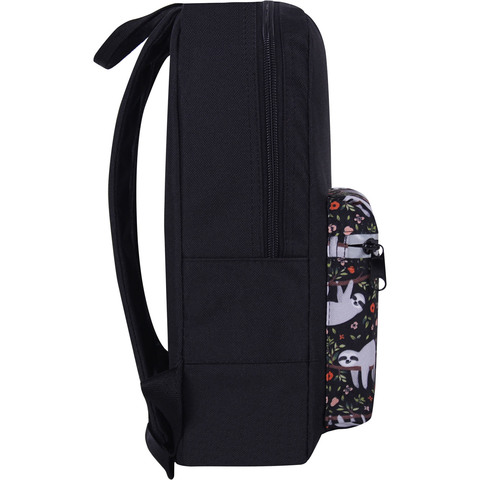 Рюкзак Bagland Молодежный mini 8 л. черный 743 (0050866)