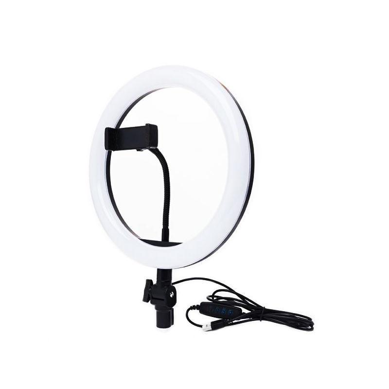 Лампа с черной окантовкой