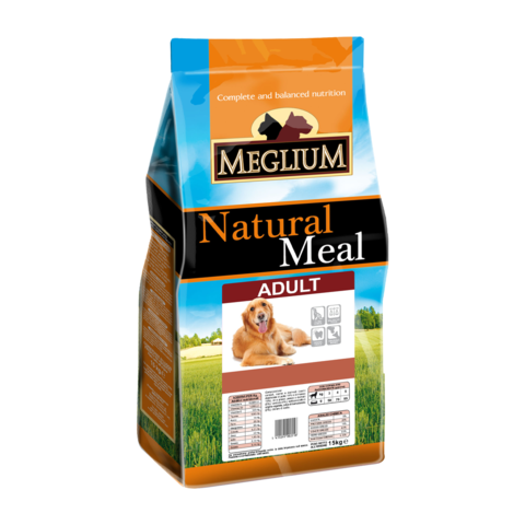Meglium Adult Сухой корм для взрослых собак
