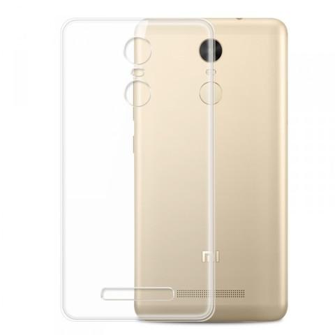 Силиконовый чехол Xiaomi Redmi Note 4