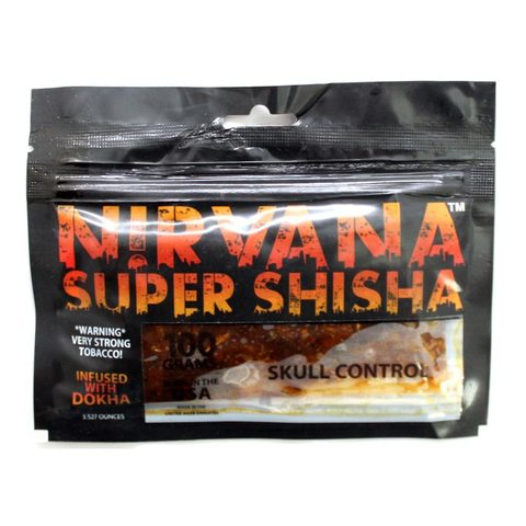 Табак для кальяна Nirvana Skull Control 100 гр