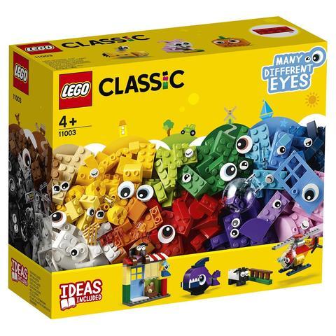 LEGO Classic: Кубики и глазки 11003 — Bricks and Eyes — Лего Классик